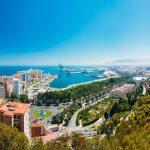 Ferie og kulturoplevelser i Malaga
