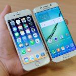 iPhone og konkurrenterne