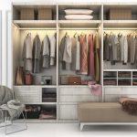 Garderobeskabe giver mere orden og overblik