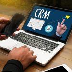 Nem forretningsgang med et CRMsystem