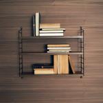 Smart og praktisk indretning med en String reol